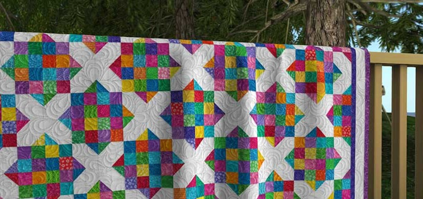 Quilting… The Virtual Becomes Real